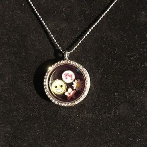 Jewelry - Floating Charm Necklace